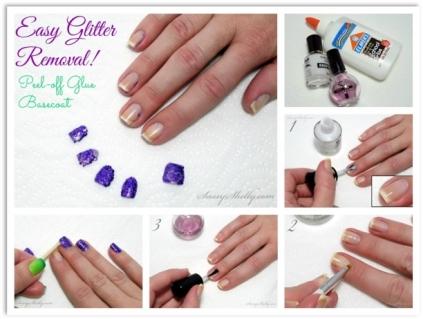glitter-nail-polish-glue-trick
